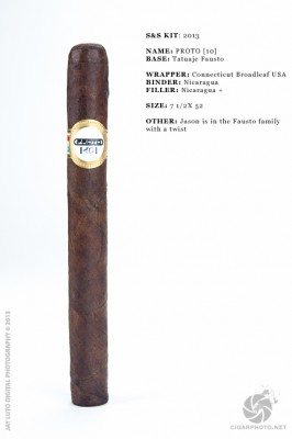 Saints & Sinners 2013 Cigars